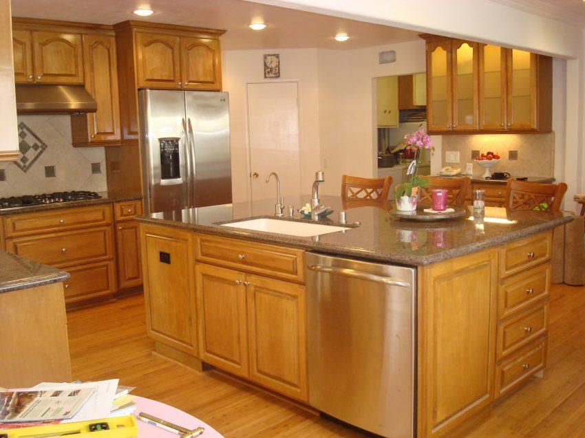 Complete Kitchen Remodel in Van Nuys CA   Creative Home ...